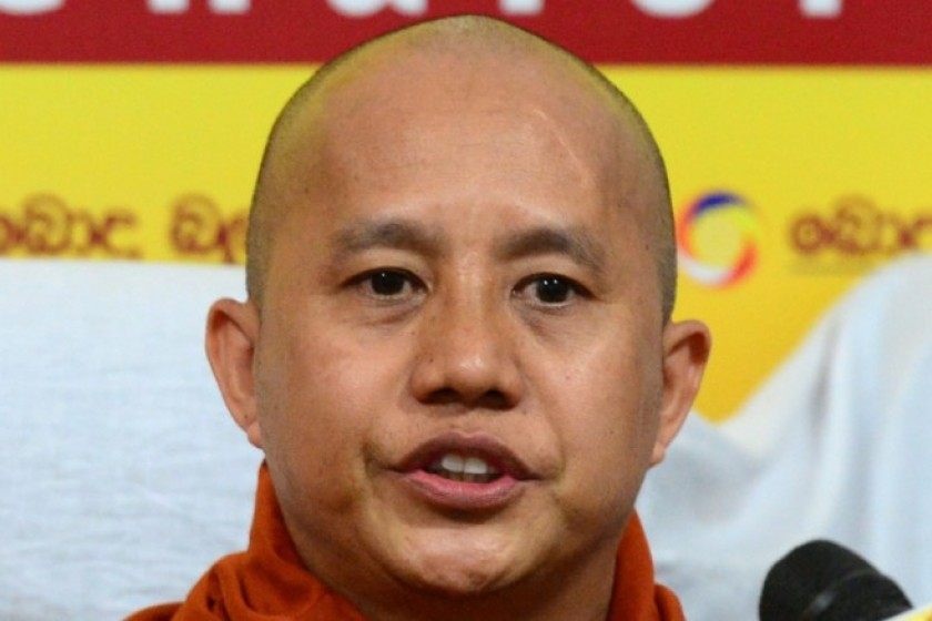 'Buddhist Bin Laden' on the run in Myanmar after inflammatory comments